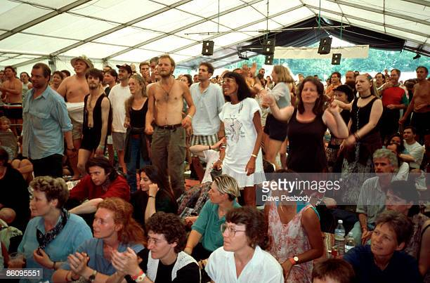 Photo of CAMBRIDGE FOLK FESTIVAL and AUDIENCE and FESTIVALS