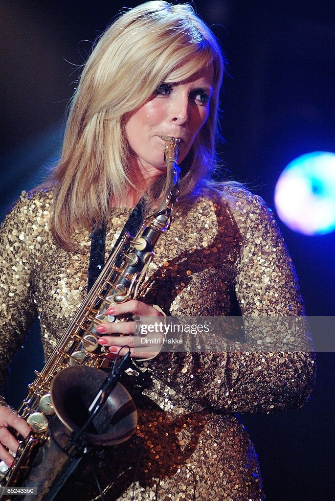 Photo of Candy DULFER, performing live onstage News Photo