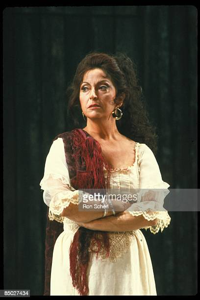 Photo of CARMEN , Designer & Director: Jean Pierre Ponnelle ; Theresa Berganza as Carmen