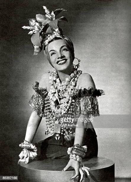 Photo of Carmen MIRANDA Portrait