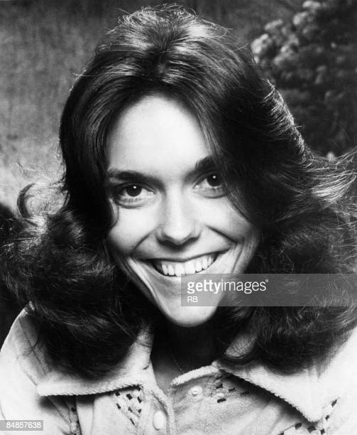 Photo of CARPENTERS and Karen CARPENTER Posed studio portrait of Karen Carpenter