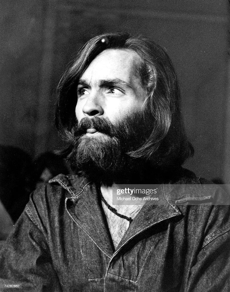 Photo of Charles Manson : News Photo