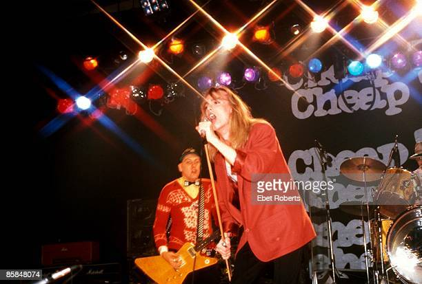 UNITED STATES JANUARY 01 Photo of CHEAP TRICK