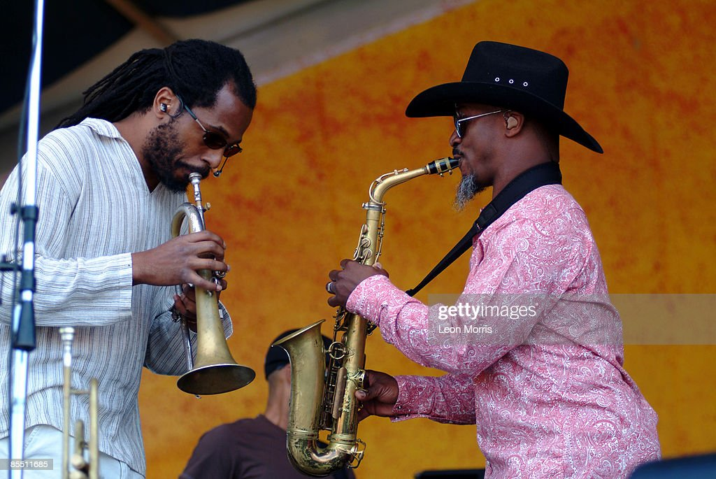 Photo of Chris LITTLEFIELD and Karl DENSON and KARL DENSON'S TINY ...