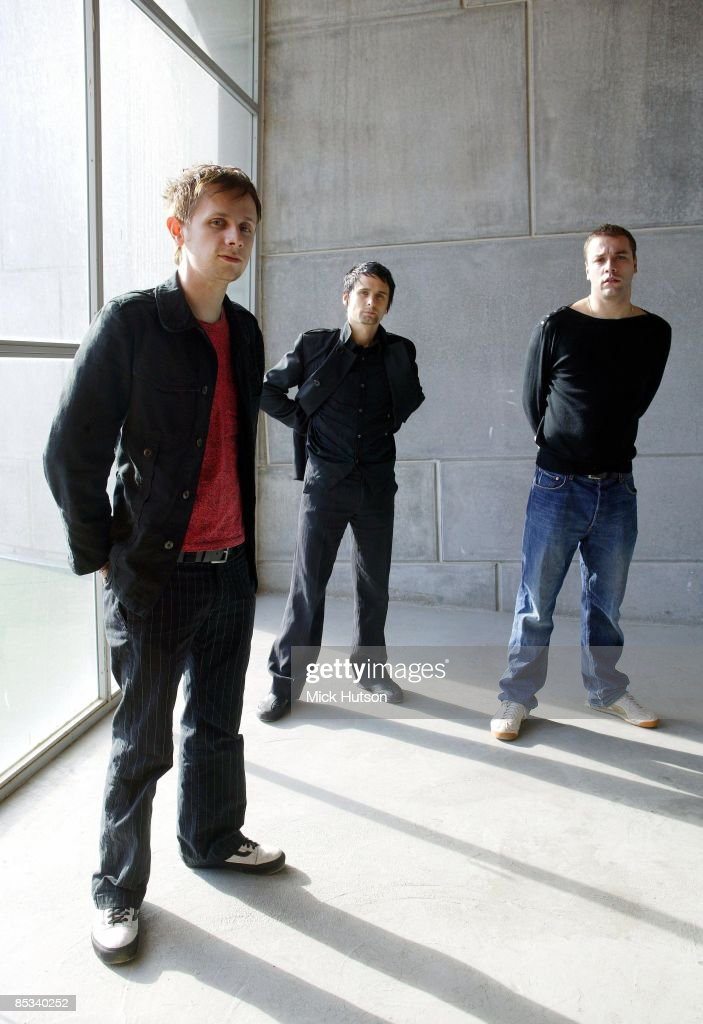 Photo of Chris WOLSTENHOLME and MUSE and Dominic HOWARD and Matt BELLAMY : ニュース写真