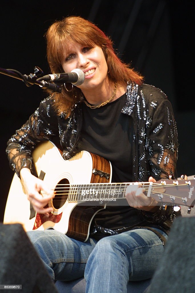 Photo of Chrissie HYNDE and PRETENDERS : News Photo