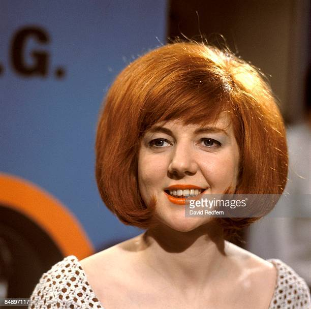 Photo of Cilla BLACK, posed at Television House, Kingsway