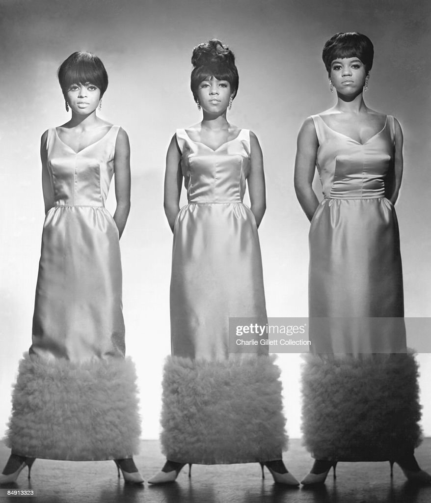 Photo of Cindy BIRDSONG and SUPREMES and Diana ROSS and Mary WILSON : News Photo