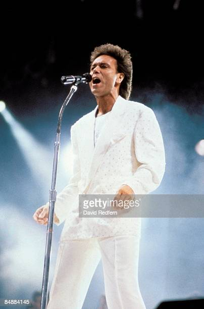 STADIUM Photo of Cliff RICHARD performing live onstage at Cliff Richard The Event