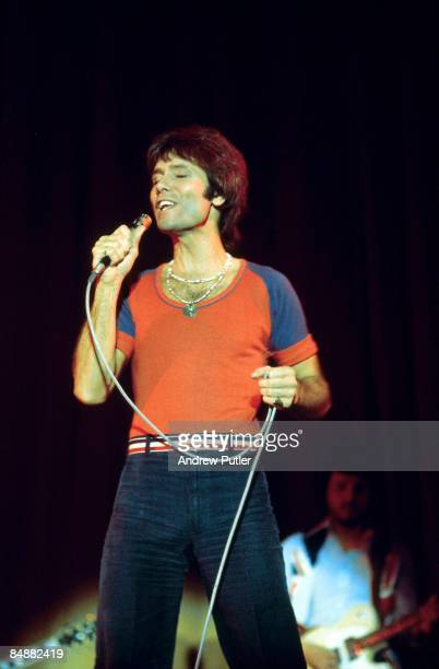 BOURNEMOUTH Photo of Cliff RICHARD performing live onstage