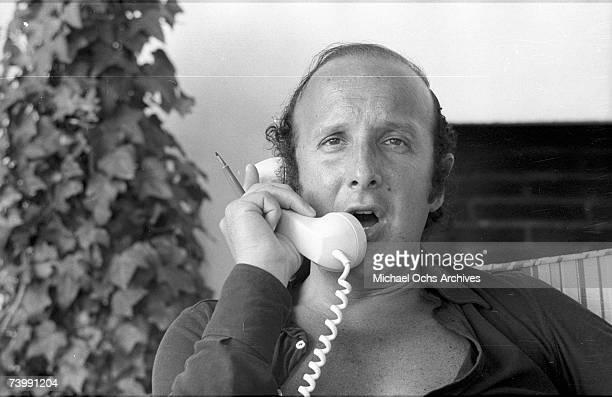 Photo of Clive Davis