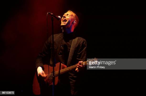 FESTIVAL Photo of COLDPLAY Chris Martin Coldplay Glastonbury Music Festival Glastonbury England