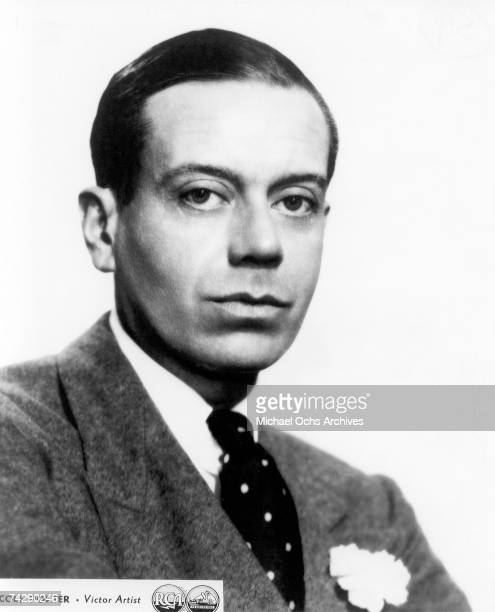 Photo of Cole Porter Photo by Michael Ochs Archives/Getty Images