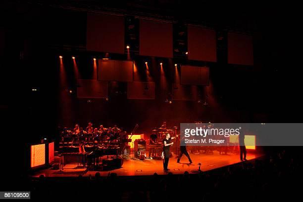 Photo of CONCERT and ROCK POP and ROCK GROUP DIE FANTASTISCHEN VIER unplugged in der Philharmonie Muenchen