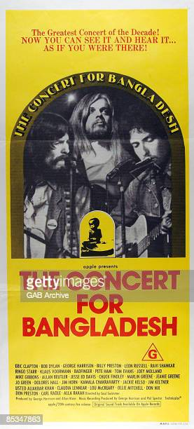 Photo of CONCERT FOR BANGLADESH Film poster