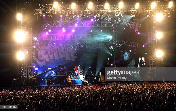 Photo of CONCERT General Views Rumba Festival Telstra Dome Melbourne Australia