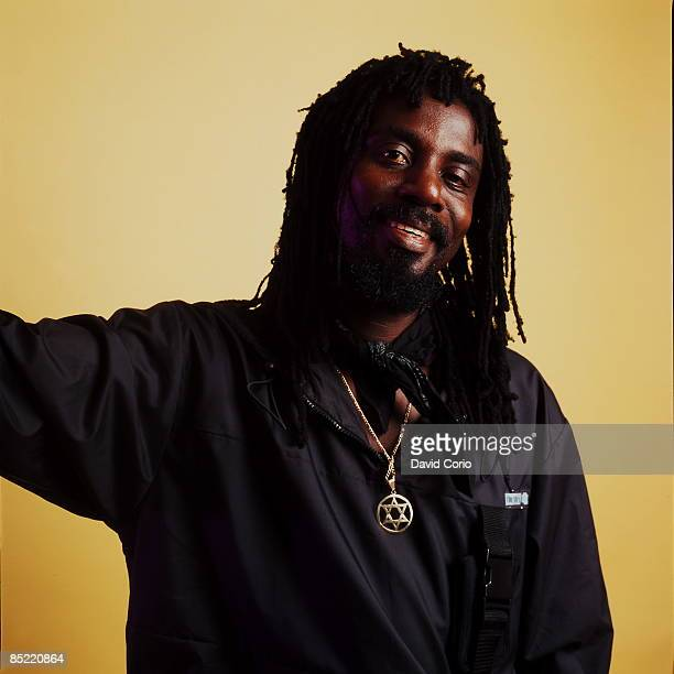 Photo of Cornell CAMPBELL Cornell Campbell in New York City 15 September 2000