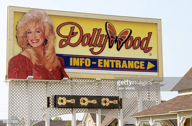 NASHVILLE Photo of COUNTRY WESTERN and DOLLYWOOD and Dolly PARTON and COUNTRY