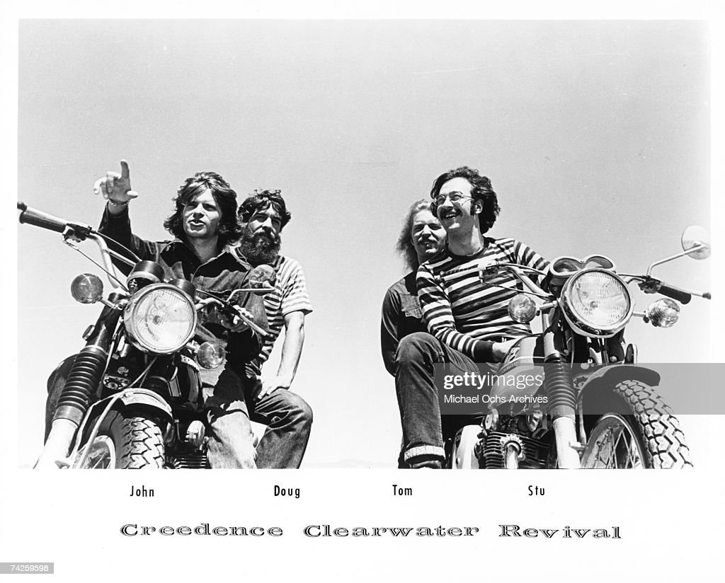 Photo of Creedence Clearwater Revival : News Photo