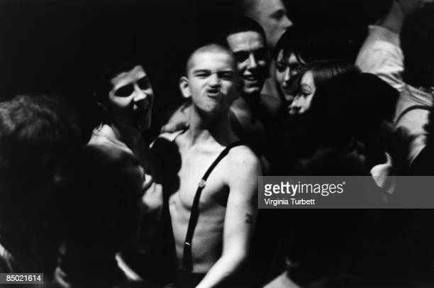 Photo of CROWDS and FANS and SKINHEADS, Fans at a Madness gig