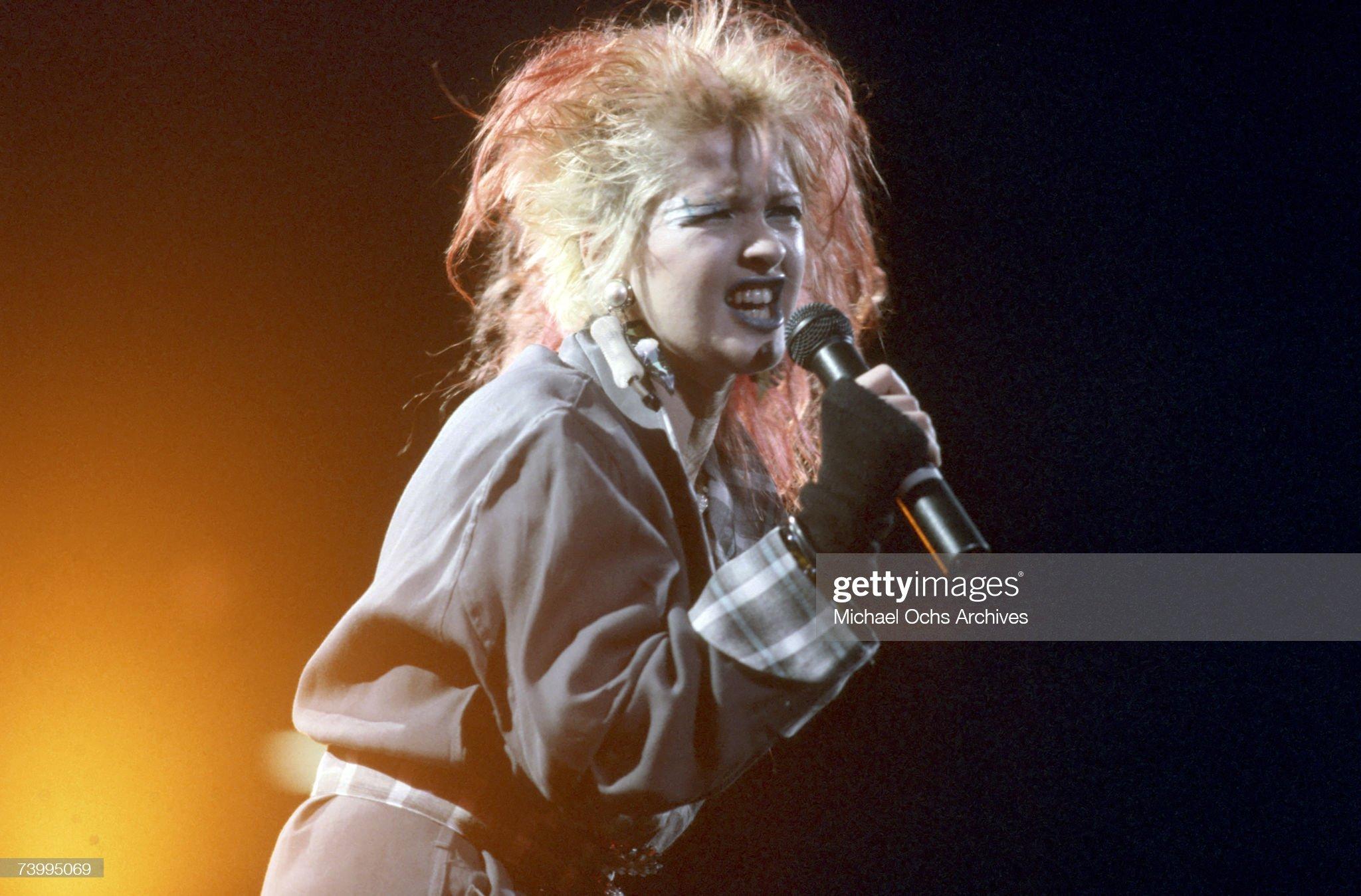Photo of Cyndi Lauper : News Photo