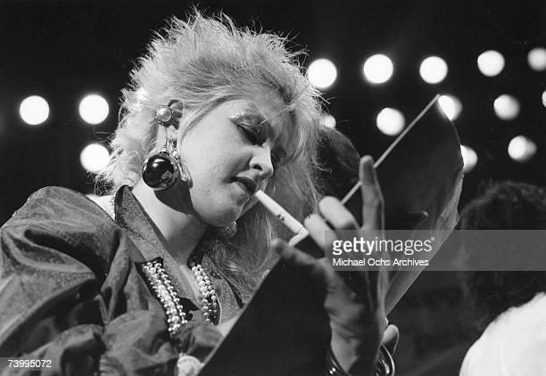 Photo of Cyndi Lauper