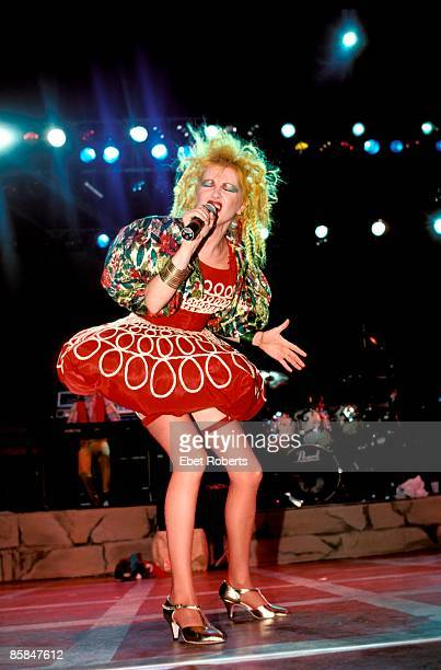 Photo of Cyndi LAUPER