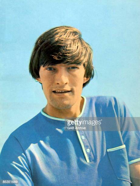 Photo of Dave BERRY Portrait
