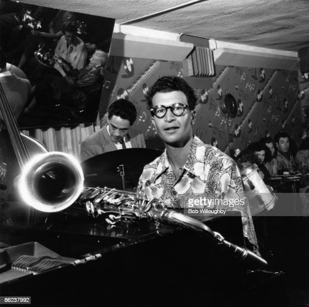 Photo of Dave BRUBECK live at the Tiffany Club