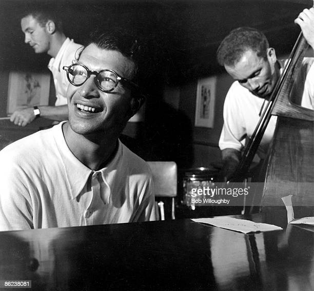 Photo of Dave BRUBECK with his Quartet in Los Angeles