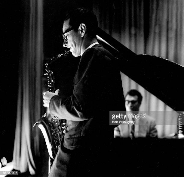 USA Photo of Dave BRUBECK with Paul Desmond
