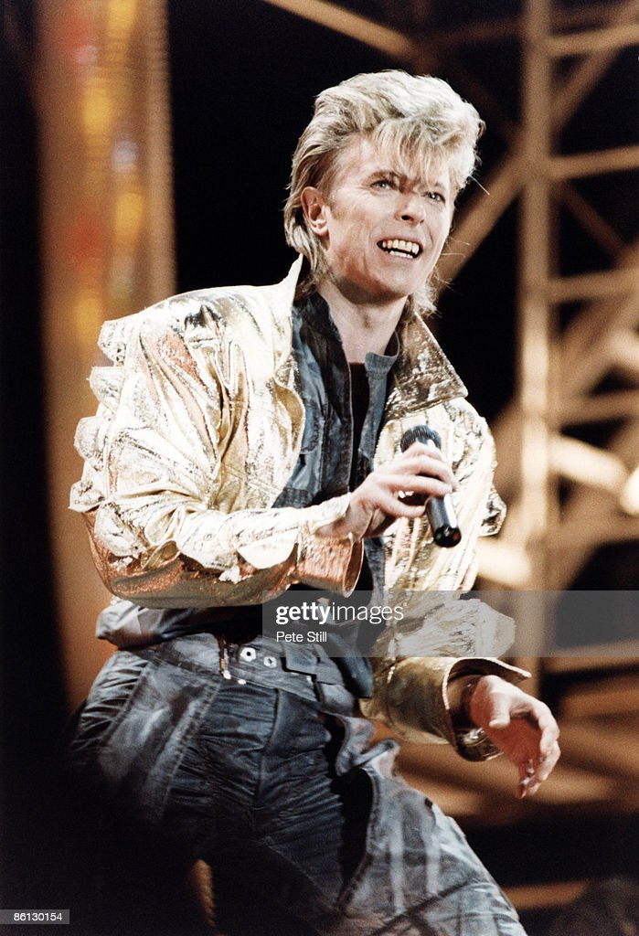 Photo of David BOWIE : News Photo