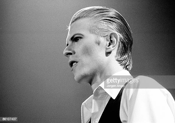 Photo of David BOWIE ID# BowieA 19 David Bowie Copenhagen 1976
