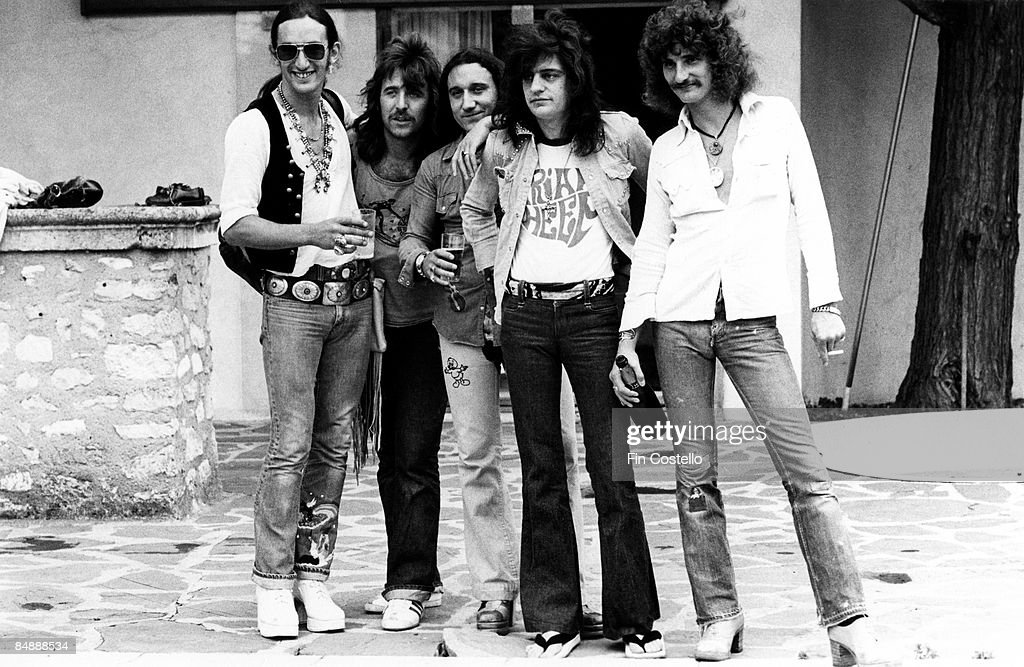 Photo Of David Byron And Uriah Heep And Ken Hensley And Lee Kerslake News Photo Getty Images