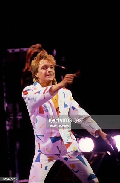 HALL Photo of David CASSIDY David Cassidy performing on stage