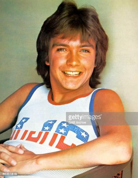 Photo of David CASSIDY Portrait