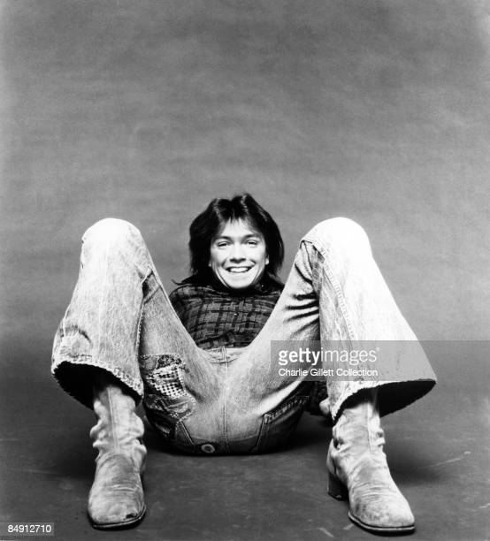 Photo of David CASSIDY posed