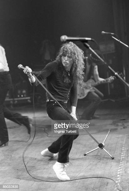 Photo of David COVERDALE and WHITESNAKE David Coverdale performing live onstage