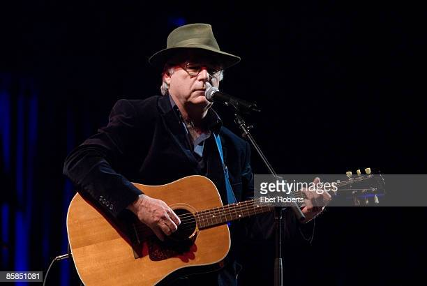 UNITED STATES JANUARY 22 Photo of David OLNEY performing live on stage at the Jesse Winchester Tribute at the Folk Alliance held at the Memphis...