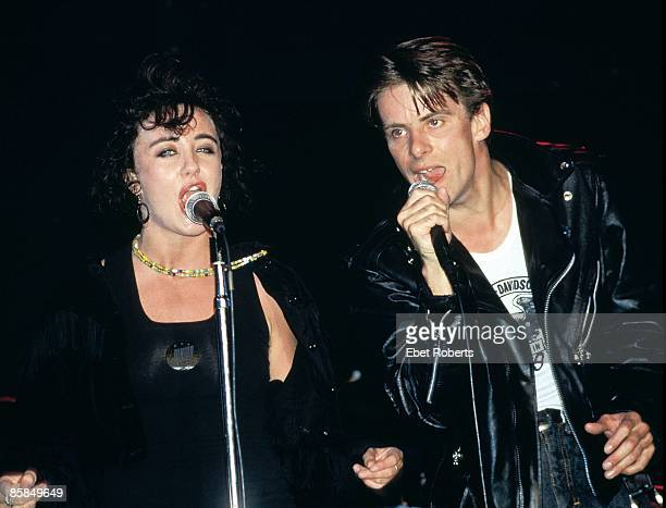 UNITED STATES JANUARY 01 Photo of DEACON BLUE