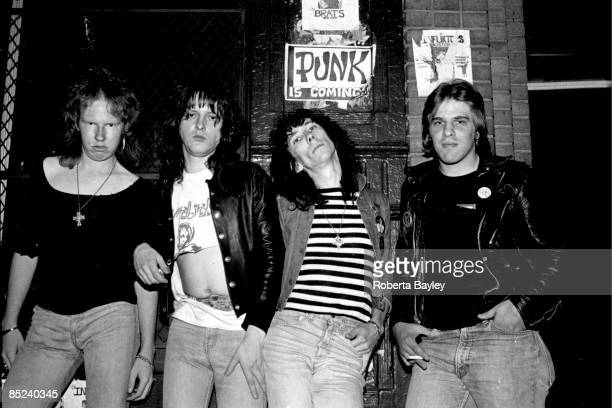 S Photo of DEAD BOYS The Dead Boys at CBGB