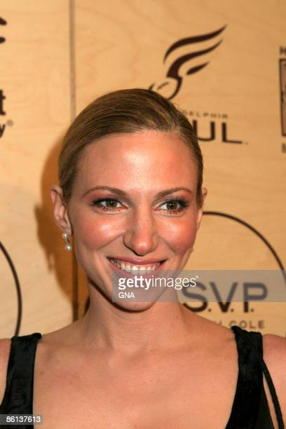 Photo of Debbie GIBSON; Deborah Gibson at the 'RSVP to Help' benefit fundraiser at the Tribeca Rooftop in New York City, on January 25, 2007. Photos...