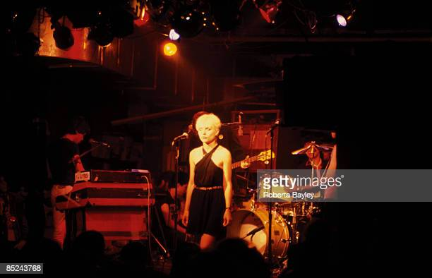 S Photo of Debbie HARRY and BLONDIE Debbie Harry