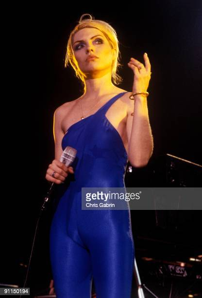 Photo of Debbie HARRY and BLONDIE Debbie Harry