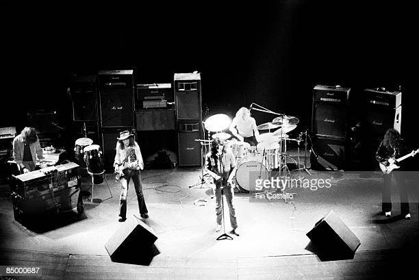 Photo of DEEP PURPLE and Ian GILLAN and Ian PAICE and Jon LORD and Ritchie BLACKMORE and Roger GLOVER Jon Lord Roger Glover Ian Gillan Ian Paice...