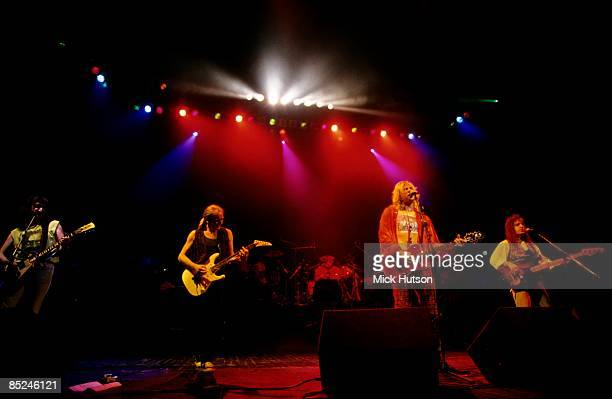 Photo of DEF LEPPARD Playing at the Mick Ronson tribute gig