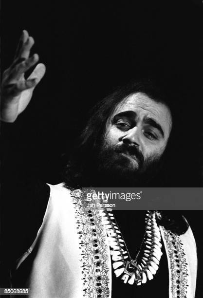Photo of Demis Roussos 1 Demis Roussos Copenhagen 1974