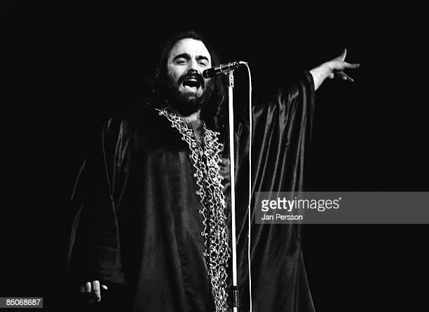 Photo of Demis Roussos 3 Demis Roussos Copenhagen 1974
