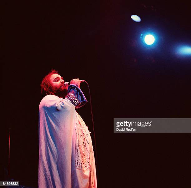 Photo of Demis ROUSSOS Demis Roussos performing on stage