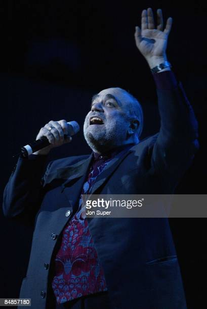 Photo of Demis Roussos, Demis Roussos plays the Manchester Bridgewater Hall